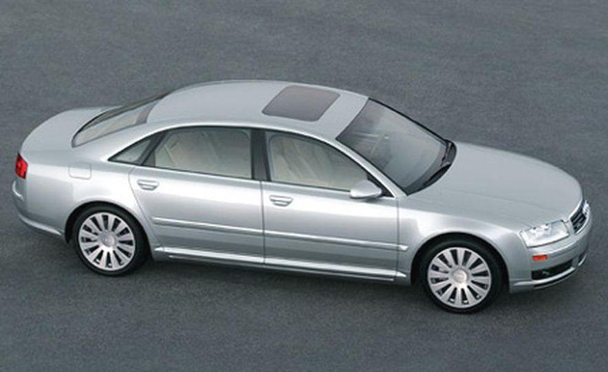 Audi A8L 4.2 Quattro - Slide 7