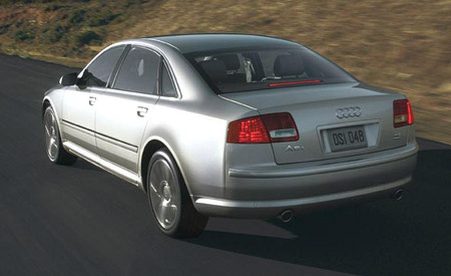 Audi A8L 4.2 Quattro - Slide 8