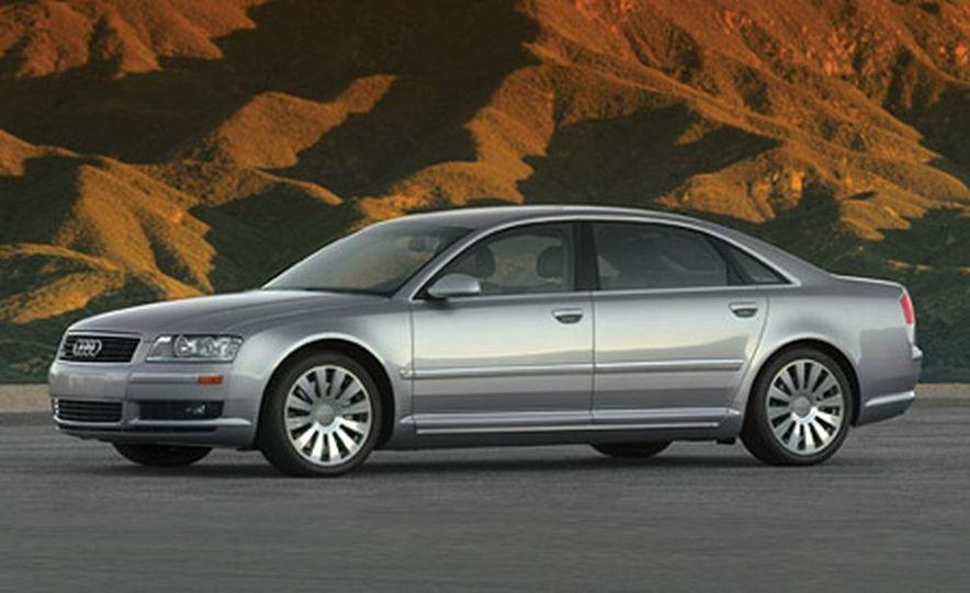 Audi A8L 4.2 Quattro - Slide 9