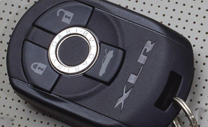 2004 Cadillac XLR - Slide 10