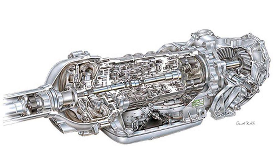 2004 Cadillac XLR - Slide 9