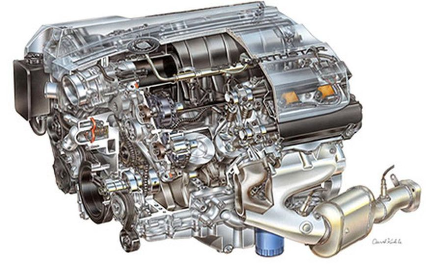 2004 Cadillac XLR - Slide 4