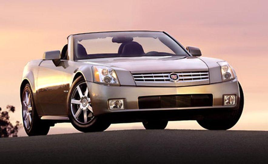 2004 Cadillac XLR - Slide 1