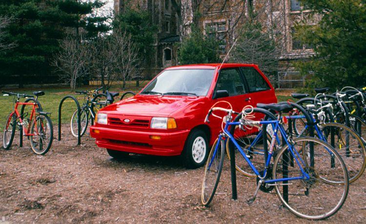 Ford Festiva GL