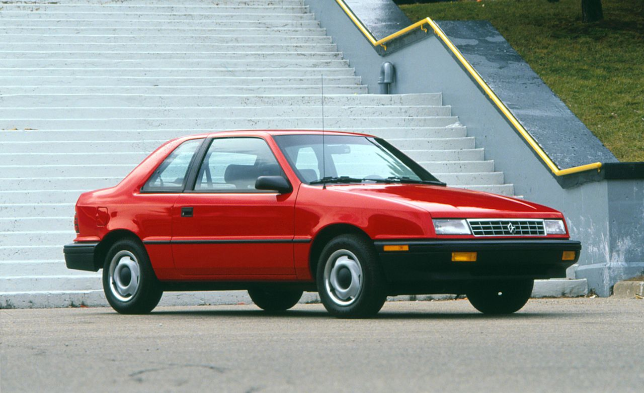 Plymouth sundance 1992