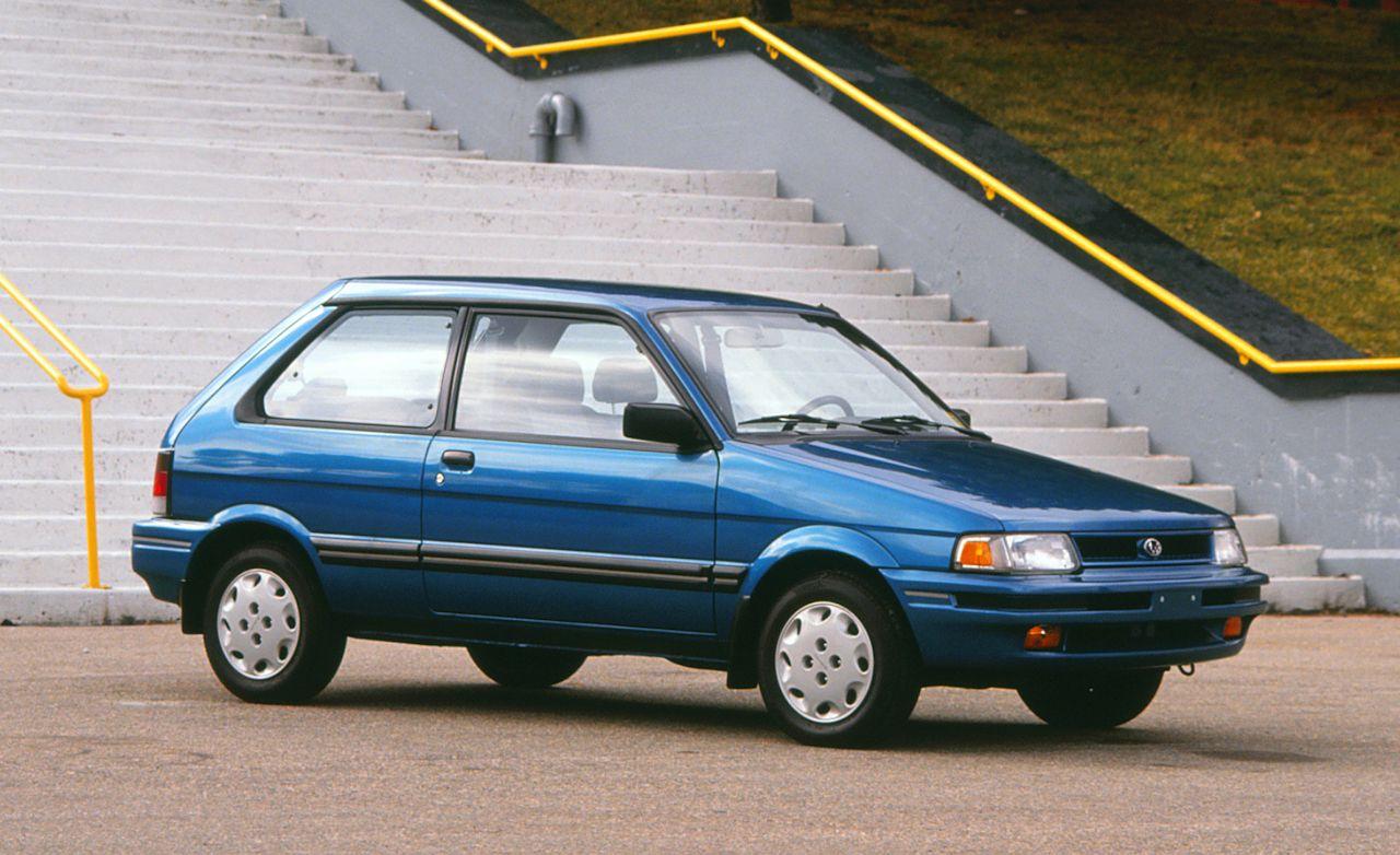 Subaru Justy GL