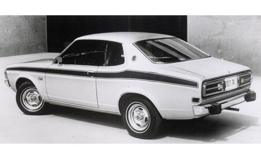 1976 Dodge Colt GT - Slide 1