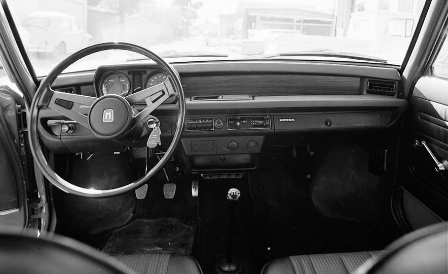 1973 Honda Civic - Slide 33