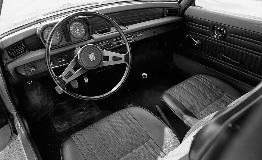 1973 Honda Civic - Slide 34