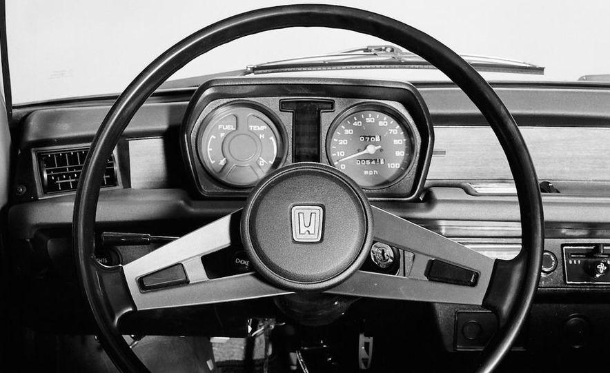 1973 Honda Civic - Slide 35