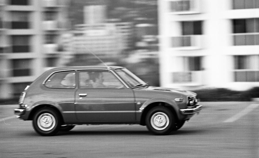 BMW Build And Price >> 1973 Honda Civic Pictures | Photo Gallery | Car and Driver