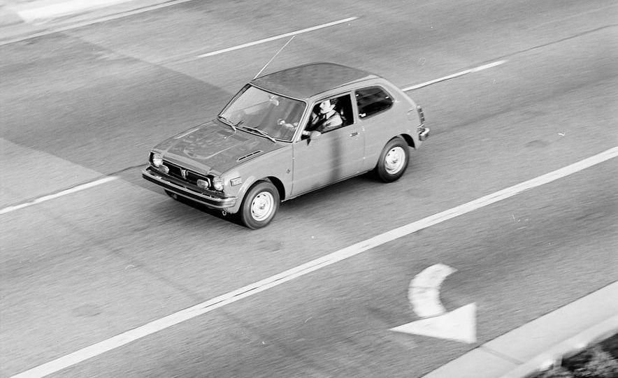 1973 Honda Civic - Slide 2