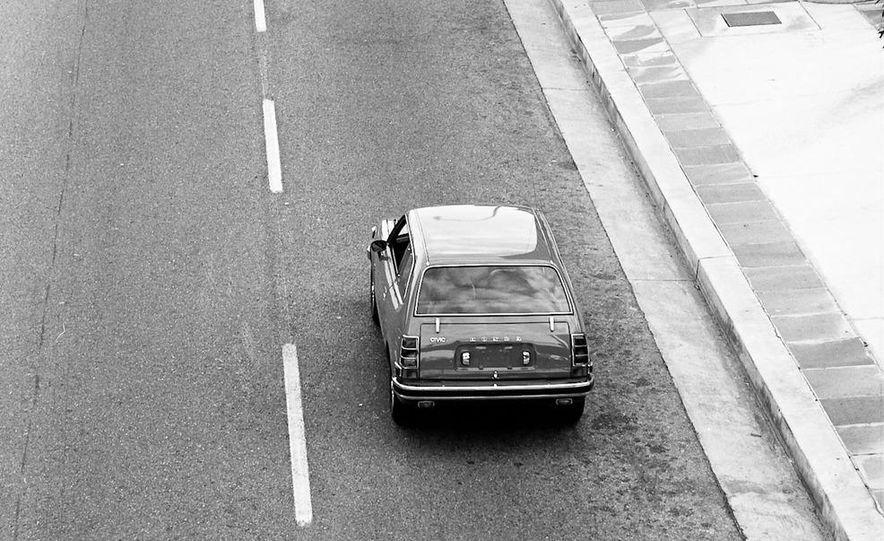 1973 Honda Civic - Slide 3