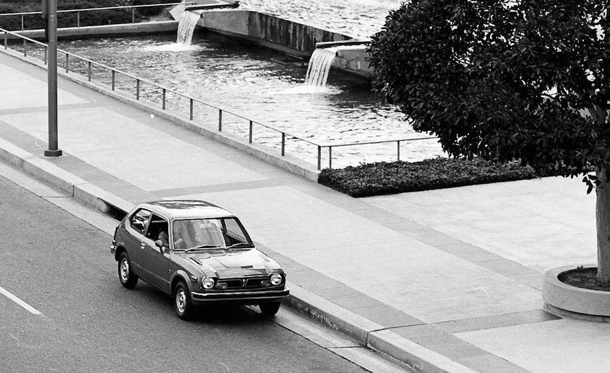 1973 Honda Civic - Slide 4