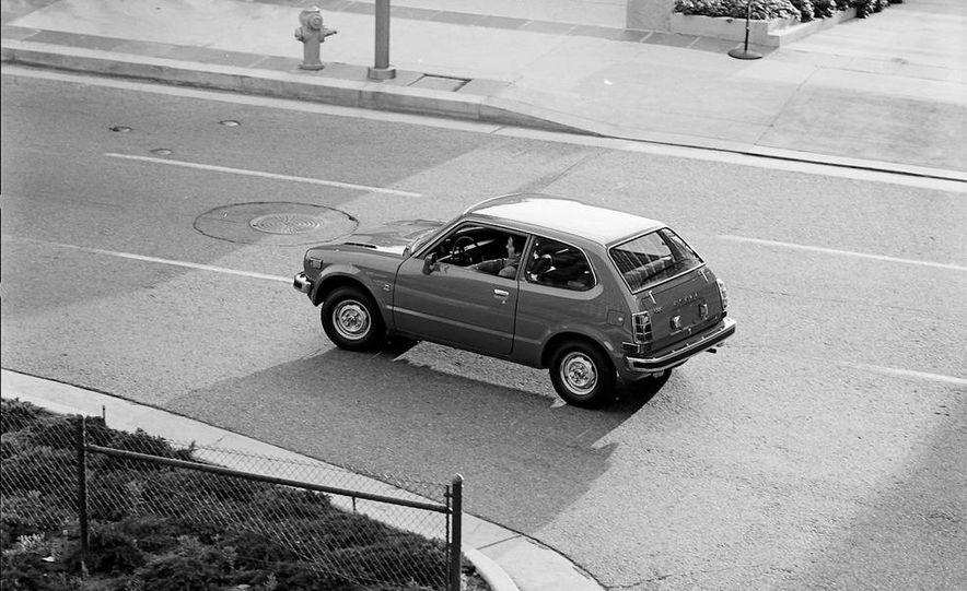 1973 Honda Civic - Slide 5