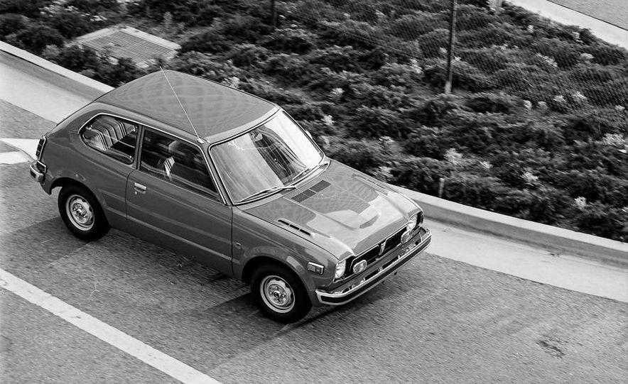 1973 Honda Civic - Slide 6