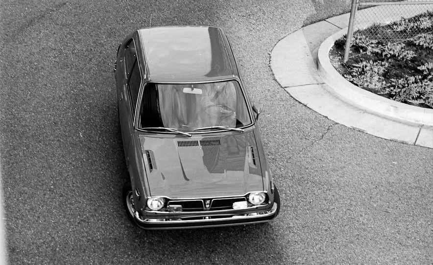 1973 Honda Civic - Slide 7