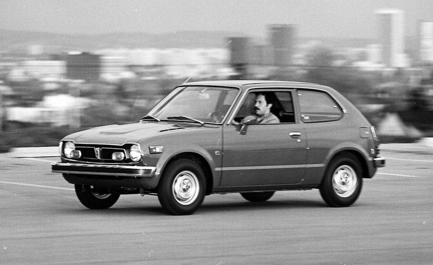 1973 Honda Civic - Slide 8