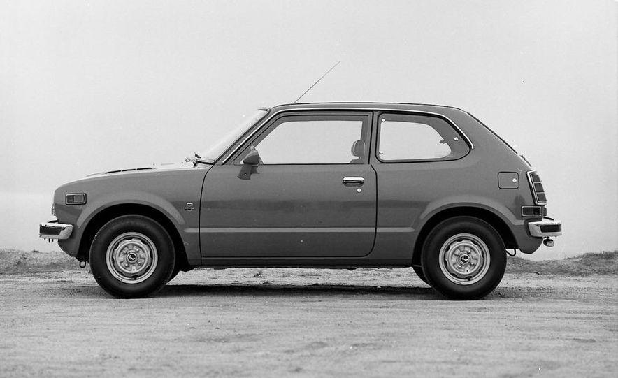 1973 Honda Civic - Slide 11