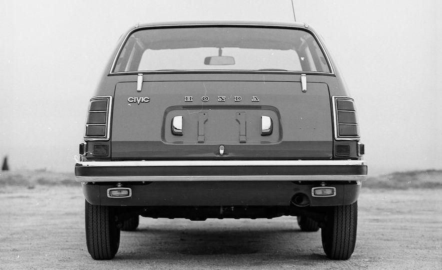 1973 Honda Civic - Slide 12
