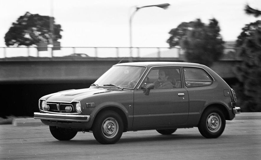 1973 Honda Civic - Slide 13