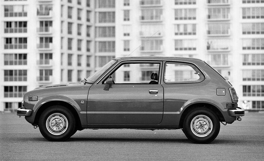 1973 Honda Civic - Slide 16