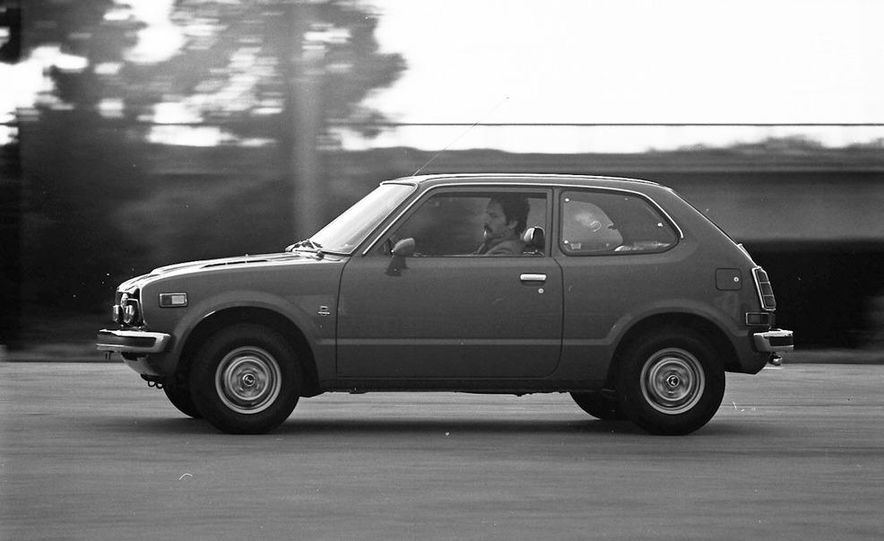 1973 Honda Civic - Slide 19