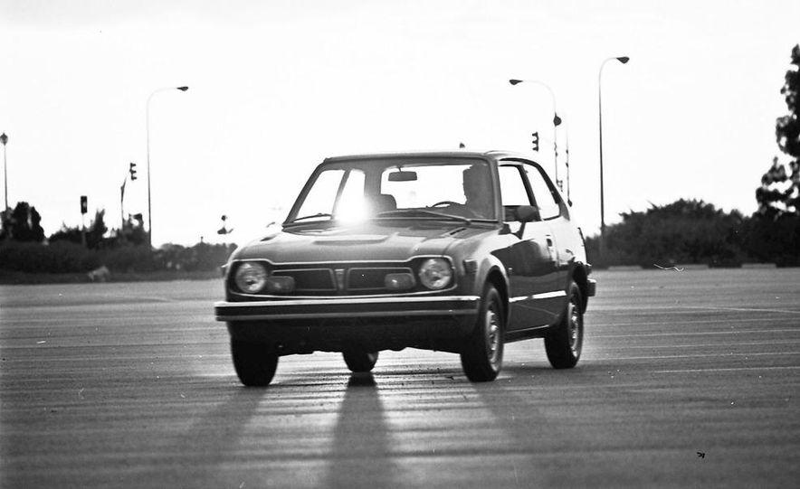 1973 Honda Civic - Slide 20
