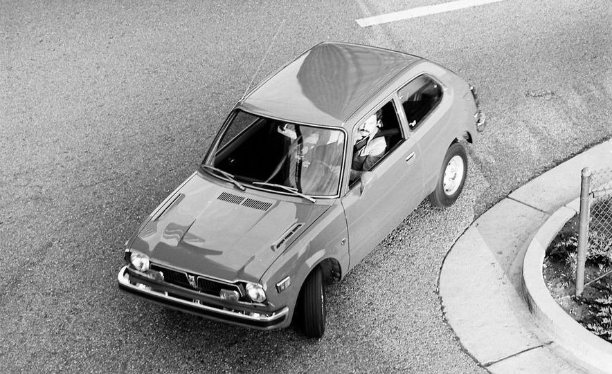 1973 Honda Civic - Slide 21
