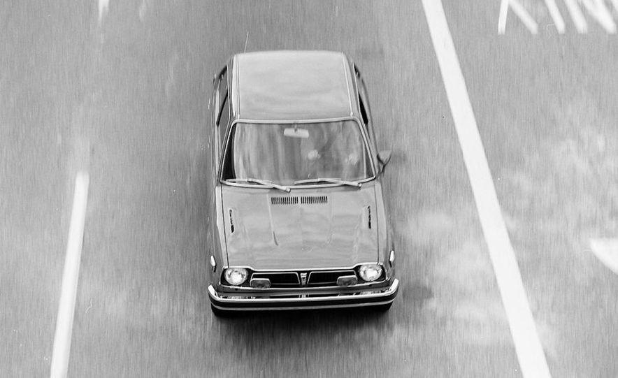 1973 Honda Civic - Slide 22