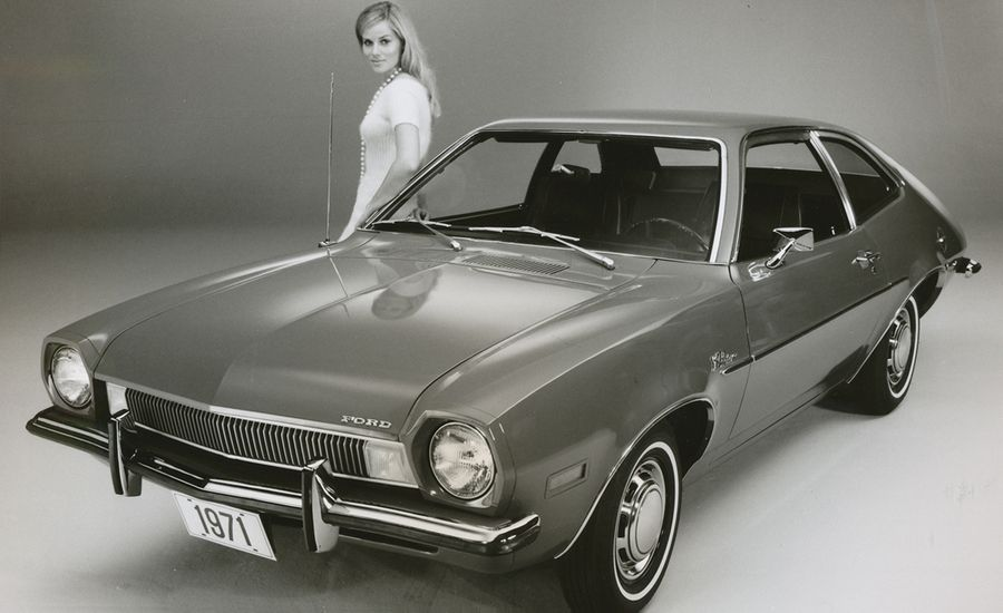 Chevrolet Vega vs. Ford Pinto