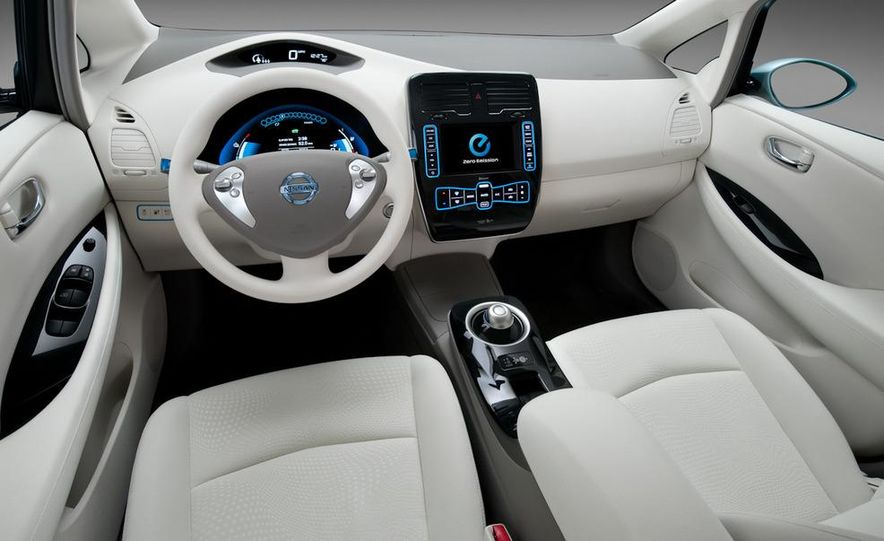 2011 Nissan Leaf - Slide 39