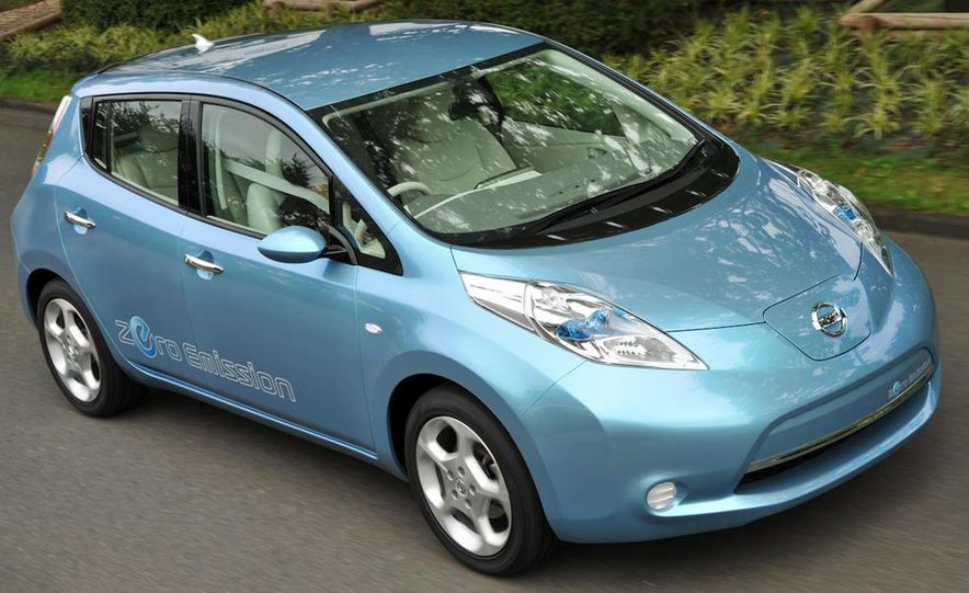 2011 Nissan Leaf - Slide 12