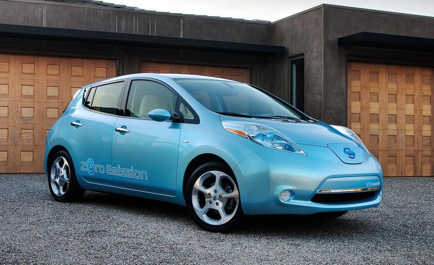 2011 Nissan Leaf - Slide 28