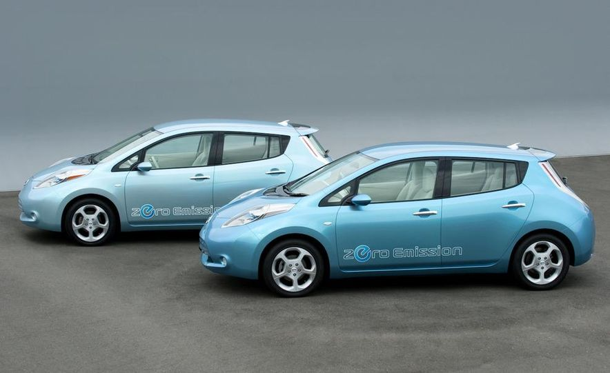 2011 Nissan Leaf - Slide 31