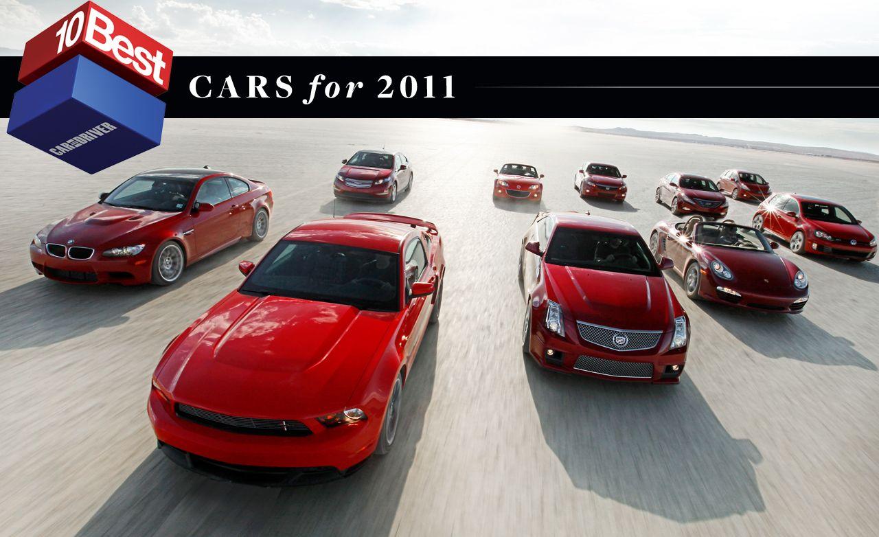2011 10Best Cars