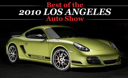 Best of the 2010 L.A. Auto Show