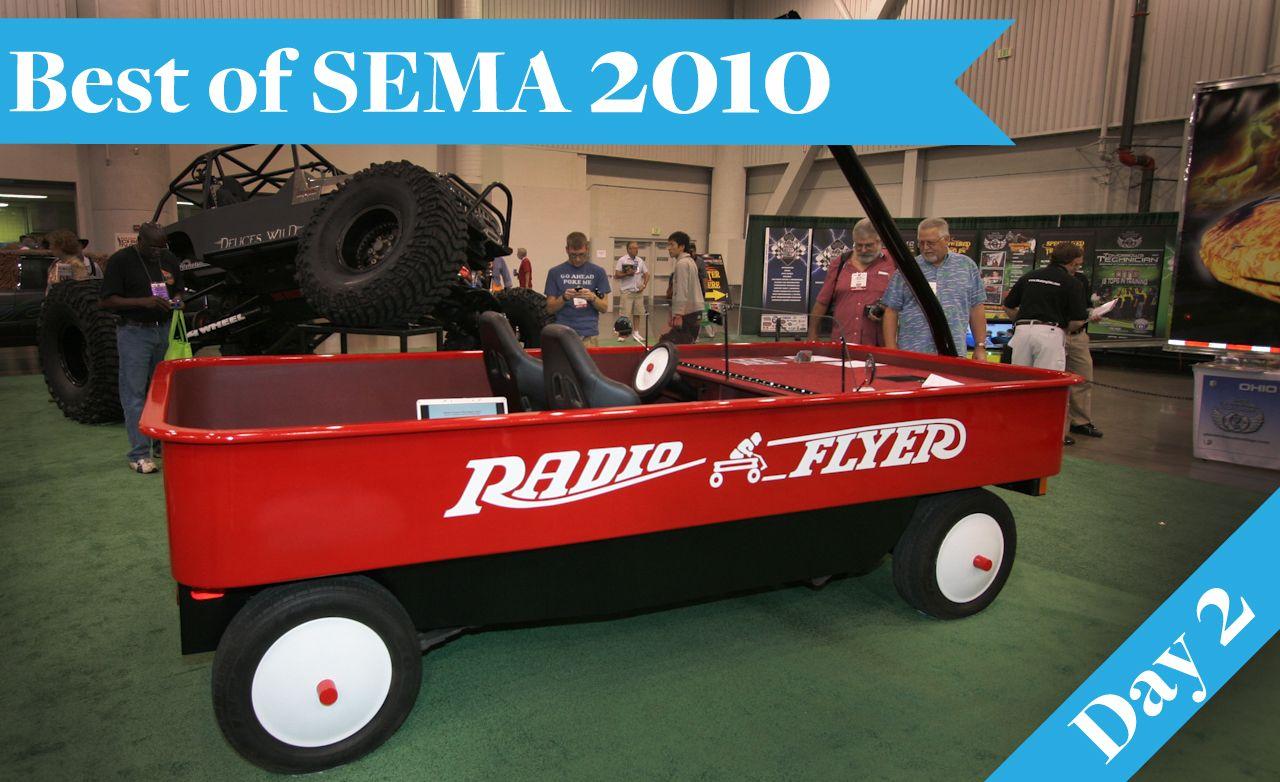 Best of SEMA 2010: Day 2