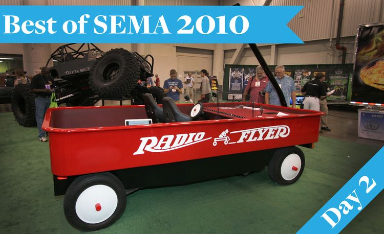 Best of SEMA 2010: Day 2