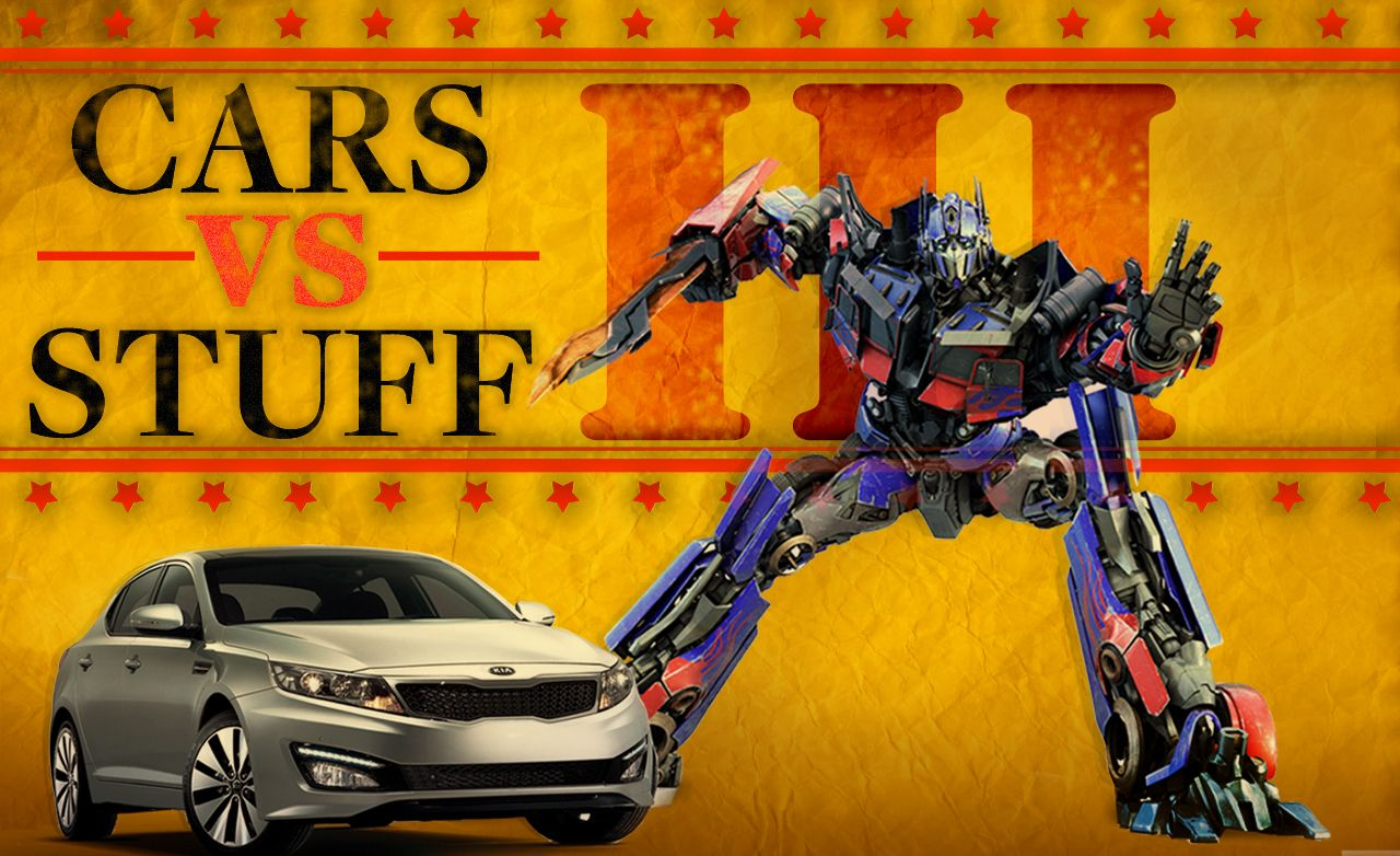 Cars Versus Similarly Named Stuff: Round 3
