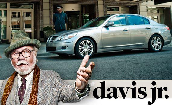 David E. Davis Jr.: Twelve Months of Richly Varied Personal Transportation
