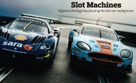 Digital Slot Cars Tested: Carrera, SCX, Scalextric
