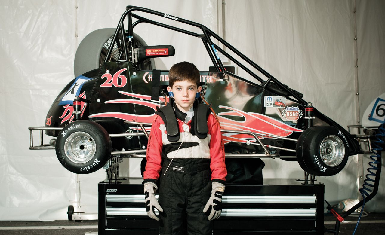 The Kids Are Alright: Inside the World of Youth Racing