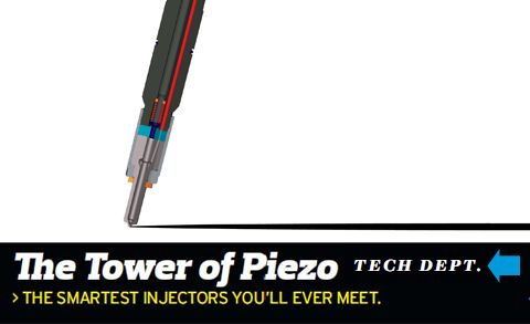 Piezo Fuel Injectors Explained