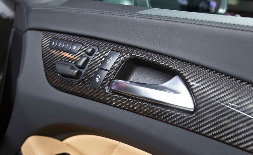 2012 Mercedes-Benz CLS63 AMG - Slide 29