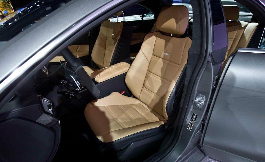 2012 Mercedes-Benz CLS63 AMG - Slide 23