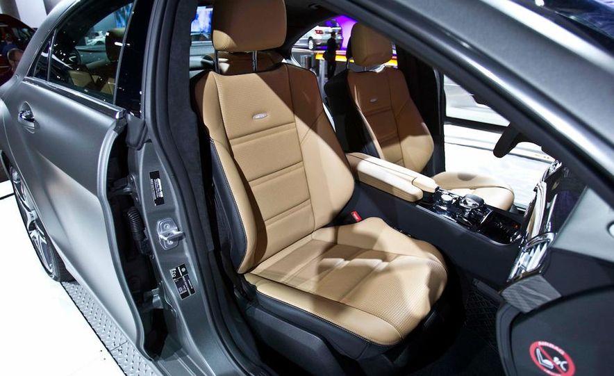 2012 Mercedes-Benz CLS63 AMG - Slide 28