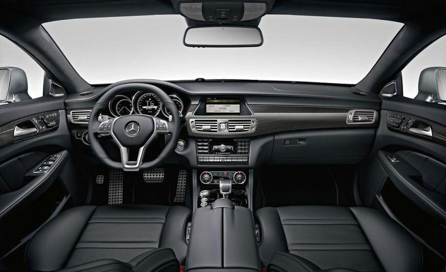 2012 Mercedes-Benz CLS63 AMG - Slide 52