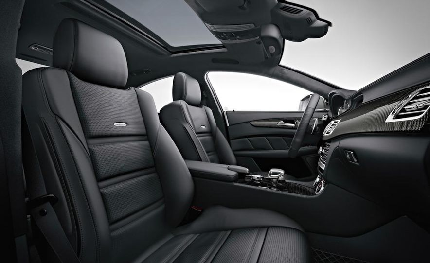 2012 Mercedes-Benz CLS63 AMG - Slide 53