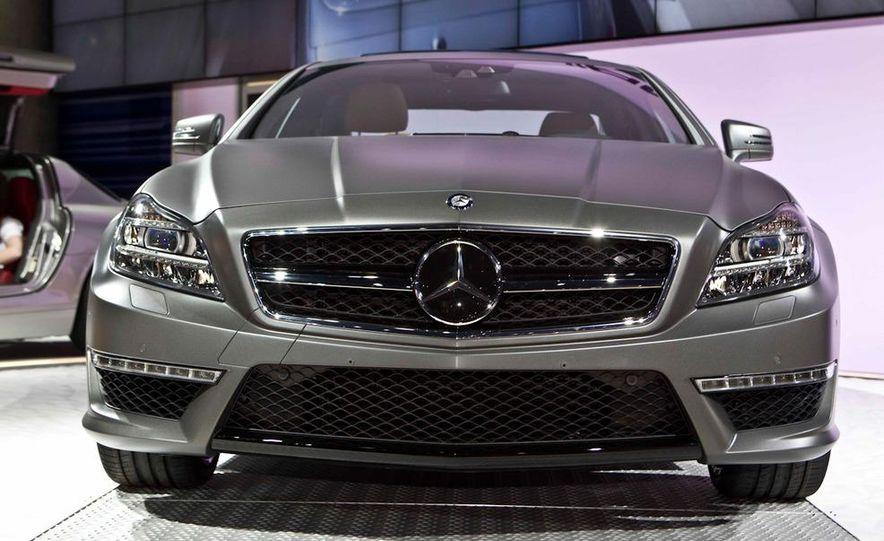 2012 Mercedes-Benz CLS63 AMG - Slide 8